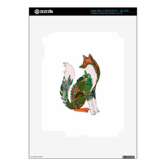 Fox Skin For iPad 3