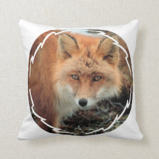 Fox Species Pillow