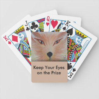Fox Spirit Animal Totem products Bicycle Playing Cards