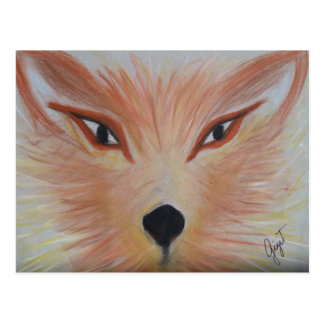 Fox Spirit Animal Totem products Postcard