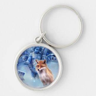 Fox Spirit Keychain