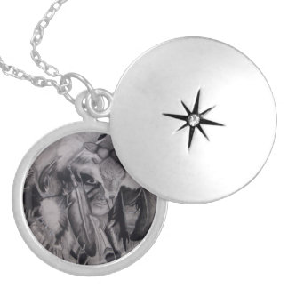 Fox Spirit Silver Plated Necklace
