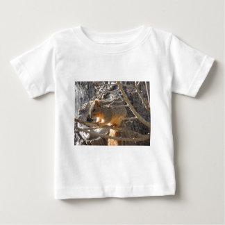 Fox Squirrel Baby T-Shirt