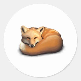 Fox Stickers