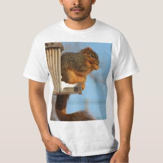 Fox Tail Squirrel Shirt