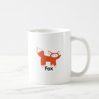 Fox Taza Básica Blanca