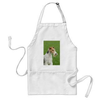 Fox Terrier Apron