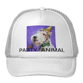 Fox Terrier Birthday Trucker Hat