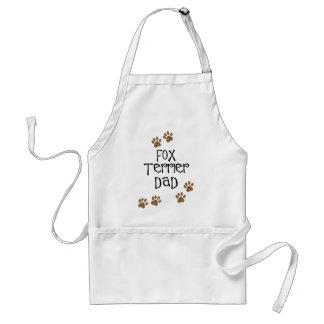 Fox Terrier Dad Apron