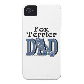 Fox Terrier DAD Case-Mate iPhone 4 Case
