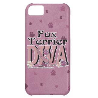 Fox Terrier DIVA iPhone 5C Case