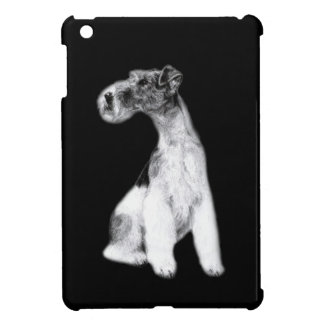 Fox Terrier Drawing Case For The iPad Mini