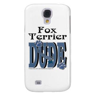 Fox Terrier DUDE Galaxy S4 Cases