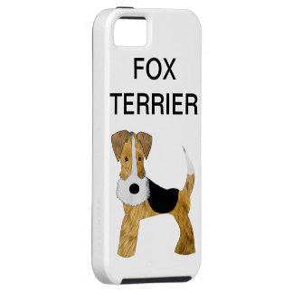 Fox Terrier iPhone SE/5/5s Case