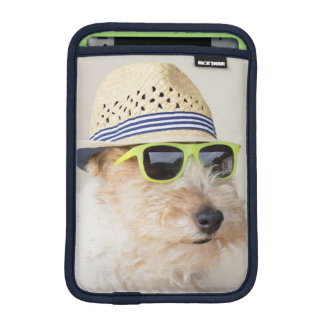 Fox Terrier Sleeve For iPad Mini