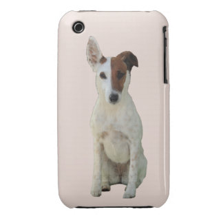 Fox Terrier Smooth dog photo iphone 3G case mate