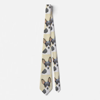 Fox Terrier (Toy) Tie