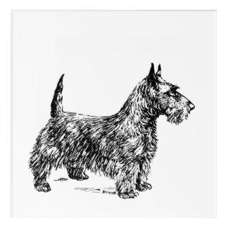 Fox Terrier Wall Art