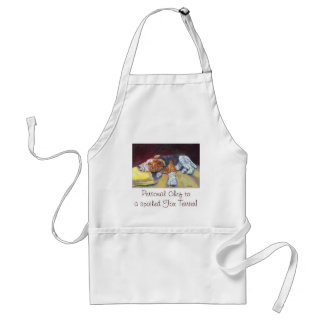 Fox Terrier (Wire) Apron