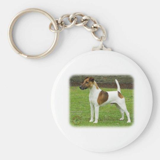 Fox Terriers 9T072D-126 Keychain