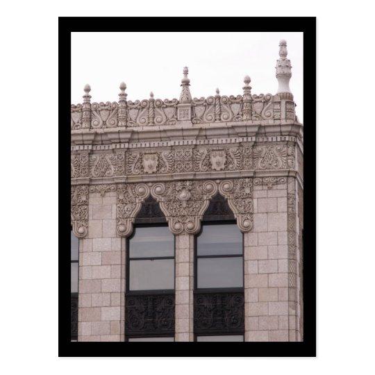 Fox Theatre - Detroit, MI post card