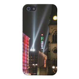 Fox Theatre, Detroit, Michigan Case iPhone 5 Case
