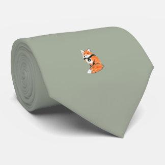 Fox Tie Gray