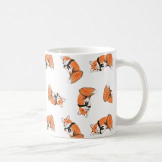Fox Toss Mug