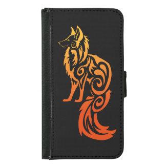 Fox tribal rojo Kitsune de Firey