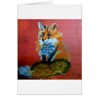 Fox Trot Card