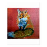 Fox Trot Postcard