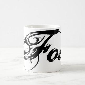 Fox TV Series Logo Mug