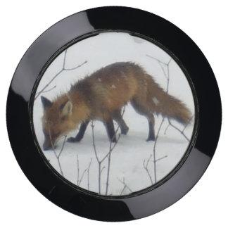 Fox USB Charging Station