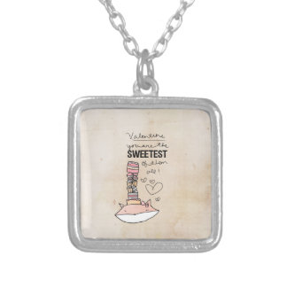 Fox Valentine   You Are The Sweetest Of Them All Custom Jewelry