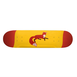 Fox Vintage Design Skateboard