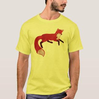 Fox Vintage Design T-Shirt