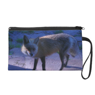 Fox Wild Colorado Roosevelt NF Wristlet Purse
