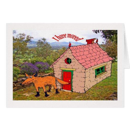 Fox y casa movidos tarjetón