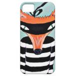 Fox y ladrones por PaperTree iPhone 5 Case-Mate Protector