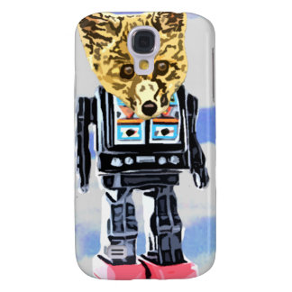 FoxBot 200 Samsung Galaxy S4 Covers
