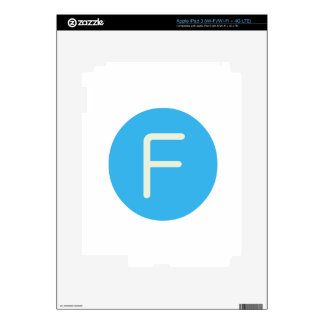 Foxdeo Sell Decals For iPad 3
