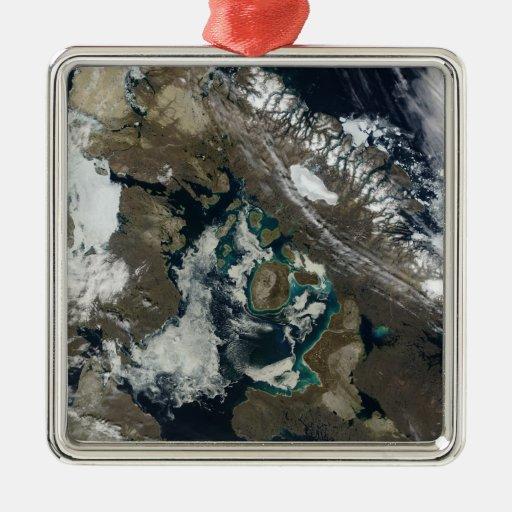 Foxe Basin, Northern Canada Christmas Ornament