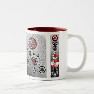 FoxehUSA Two-Tone Coffee Mug
