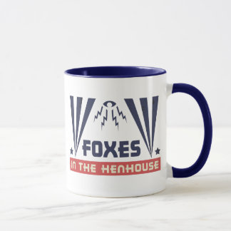 Foxes in the Henhouse Mug