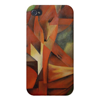 Foxes iPhone 4 Cases