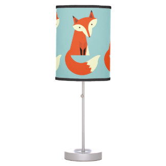 Foxes Table Lamps