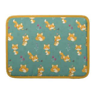 Foxes MacBook Pro Sleeve