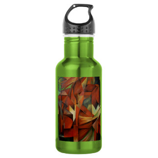 Foxes 18oz Water Bottle