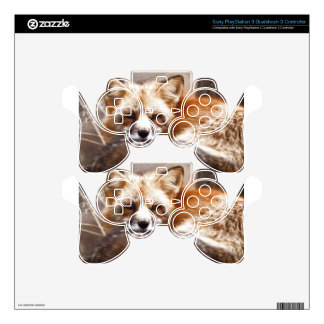 Foxes PS3 Controller Skin