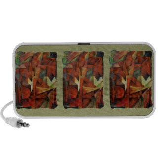 Foxes Notebook Speakers